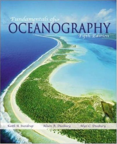 Fundamentals of Oceanography (Essentials Version)