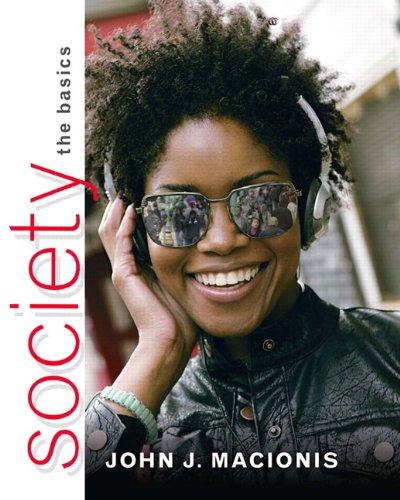 Society: The Basics (11th Edition) (MySocLab Series)