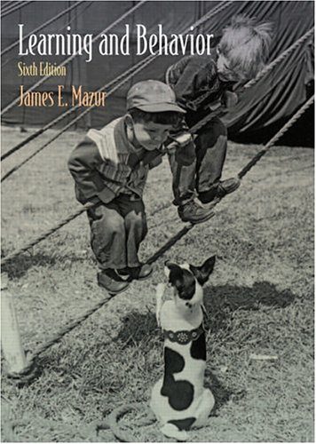 Learning and Behavior (6th Edition)