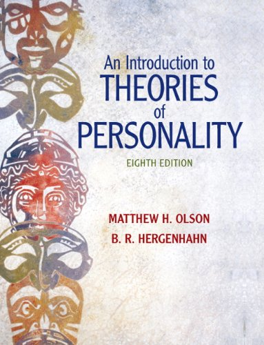 Introduction to Theories of Personality, An (8th Edition)