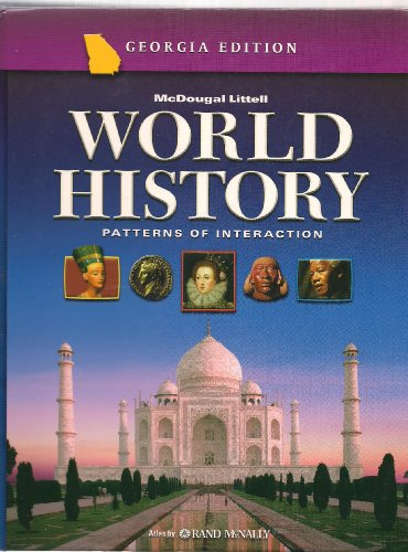 World History (Patterns of Interaction, Student Textbook)