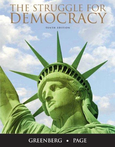 Struggle for Democracy, The (10th Edition) (Mypoliscilab)