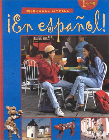 En Espanol: Level 1, Author: McDougal/Littell - StudyBlue