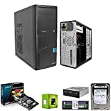 PC desktop completo assemblato AMD Sempron 145 4GB DDR3 HD 500 GB
