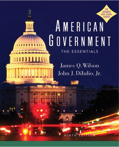 american government textbook pdf