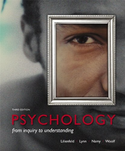 Psychology: From Inquiry to Understanding Plus NEW MyPsychLab with Pearson eText -- Access Card Package (3rd Edition)