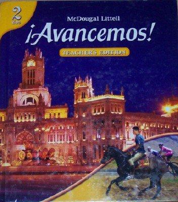 Avancemos!: Level 2 Teacher's Edition (McDougal Littell