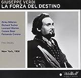 La Forza del Destino - Metropolitan Opera, New York / Fritz Stiedry 17/3/1956
