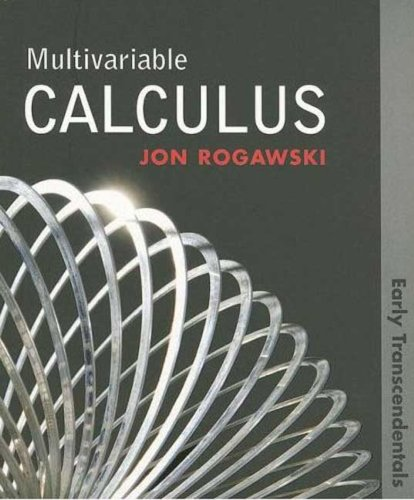 Multivariable Calculus: Early Transcendentals
