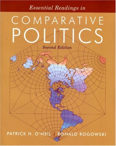 Essential Readings in Comparative Politics: (Second Edition)
