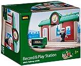 BRIO BRI-33578 Rail Record and Play Station