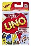 Juegos Mattel - Uno, diseño Planes (BGG50)