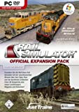 Rail Simulator: Official Expansion Pack (PC DVD) [Importación inglesa]