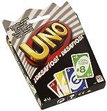 Juegos Mattel - UNO Desafíos, juego de mesa (CKB17)