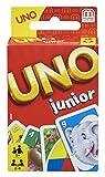 Mattel - UNO Junior, juego de cartas (52456)