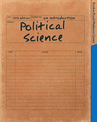Political Science: An Introduction (12th Edition)