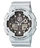 Image of Casio G-SHOCK Blizzard White Series Men's Watch GA-100LG-8ADR 2013 New Model
