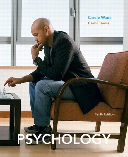 Psychology (10th Edition) (MyPsychLab Series)