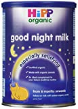 HiPP Organic From 6 Months Good Night Milk 350 g (Pack of 4)