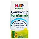 HiPP Organic 1 from Birth Onwards First Infant Milk 200 ml (Pack of 24)