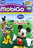 Hasbro - VTech Mobigo Cartuccia Mickey Mouse Club House