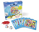 Pressman Smurfs Big Roll Bingo Game