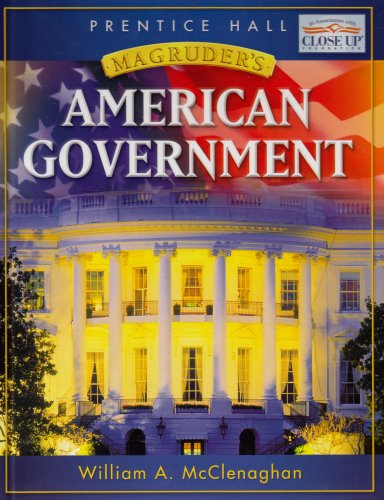 American Government Magruder S American Government Author