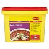 Maggi Minestrone Soup 2 Kg