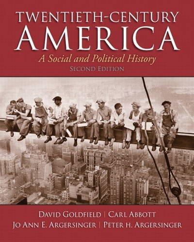 Twentieth-Century America (2nd Edition)