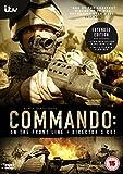COMMANDO:ON THE FRONT LINE [Reino Unido] [DVD]