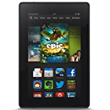 Image of Kindle Fire HD 7', HD Display, Wi-Fi, 8 GB - Includes Special Offers