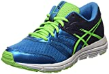 ASICS - Gel-zaraca 4 Gs, Zapatillas de Running Niños-Niñas, Azul (methyl Blue/green Gecko/indigo Blue 4285), 37.5 EU