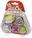 Star Monsters - Serie Nr 1 - Pacco Da 5 Personaggi Star Monsters - Assortimento Vario