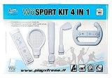 WII Kit Sport 4 In 1 - XT