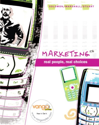 Marketing: Real People, Real Choices Value Package (includes Brand You)