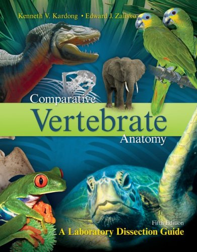 Comparative Vertebrate Anatomy:  A Laboratory Dissection Guide