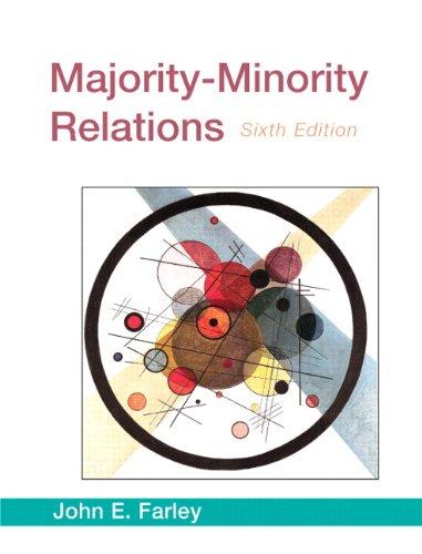 Majority-Minority Relations (6th Edition)