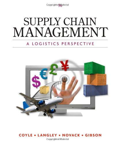 Supply Chain Management A Logistics Perspective (with Printed Access Card)