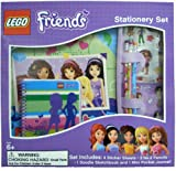 Lego Friends Boxed Stationery Set