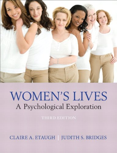 Women's Lives: A Psychological Exploration (3rd Edition)