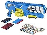 Mattel - Bomco, pistola motorizada, 64 x 30 c, (CJG60-4)
