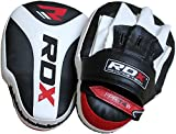 RDX Boxing Focus Mitts Punching Hook & Jab Pads MMA Training Punch Target Thai Strike Kick Shield