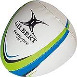 Gilbert Specialist Training Rebounder Match Ball - White/Blue/Green