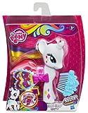 My Little Pony 25722 - Statuetta Pony Parrucchiere, 15 cm