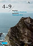 Bruckner:Mature Symphonies [Staatskapelle Berlin,Daniel Barenboim] [ACCENTUS MUSIC : DVD]