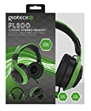 Gioteck - Auricular Flow 200 Stereo, Color Verde