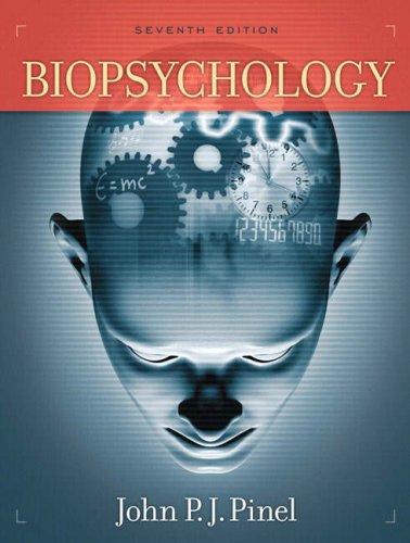 Biopsychology - 7th edition