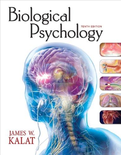 Study Guide for Kalat's Biological Psychology