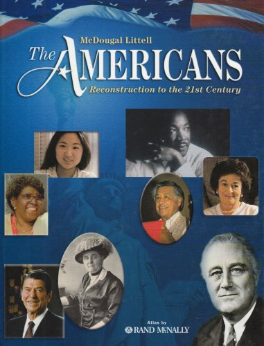 The Americans: Reconstruction to the 21st Century : Online Edition