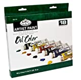 Royal & Langnickel 21ml Oil Painting Colour (Pack of 18)